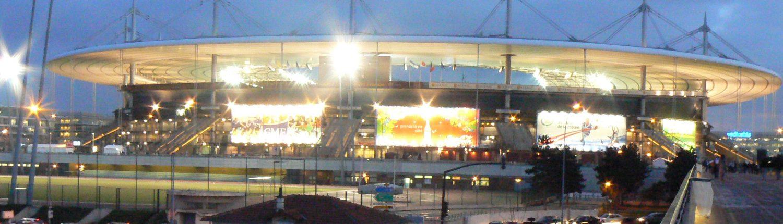 Stade de France-Réception-Privatisation bateau
