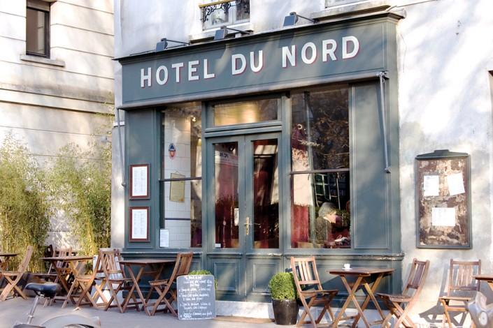 Hotel du Nord-Film-Marcel Carné-Arletty-Louis Jouvet-